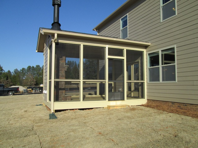 screeneze porch system