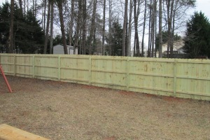 Fences the carolina carpenter for Charleston style fence